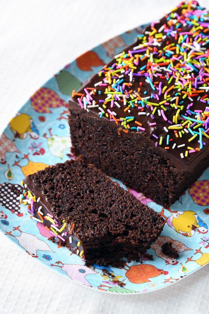 עוגת שוקולד נהדרת של רחלי קרוט