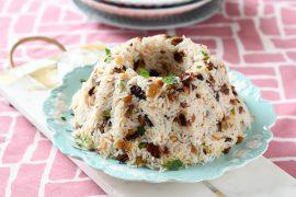 עוגת אורז חגיגית של רחלי קרוט