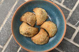 בורקיטס חצילים של מיכל אנסקי