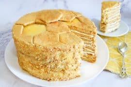 מדוביק: עוגת דבש רוסית