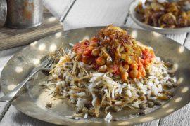 קושארי: תבשיל מצרי של אורז, עדשים וחומוס