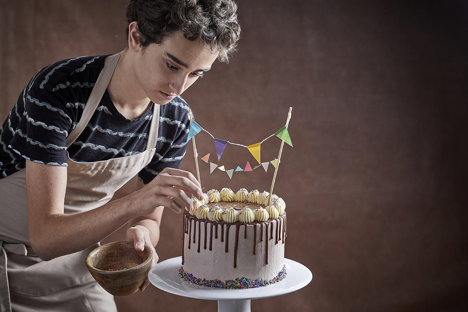 עוגת שכבות מרשימה וקלה להכנה