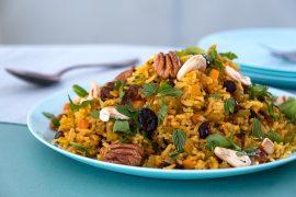 אורז פרסי חגיגי